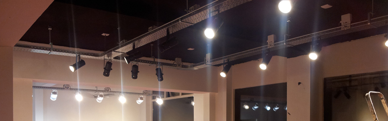 installatie verlichting voor benchmark tilburg